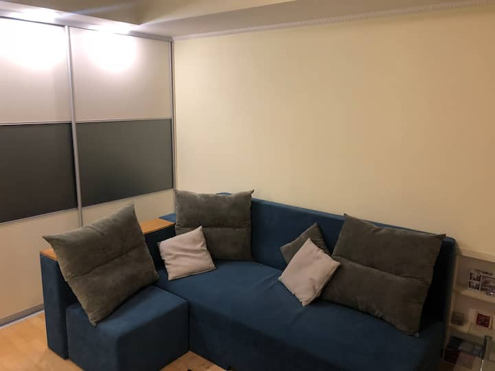 Comfort studio in city center