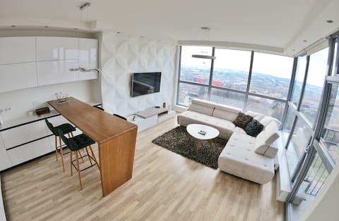White Dune apartment