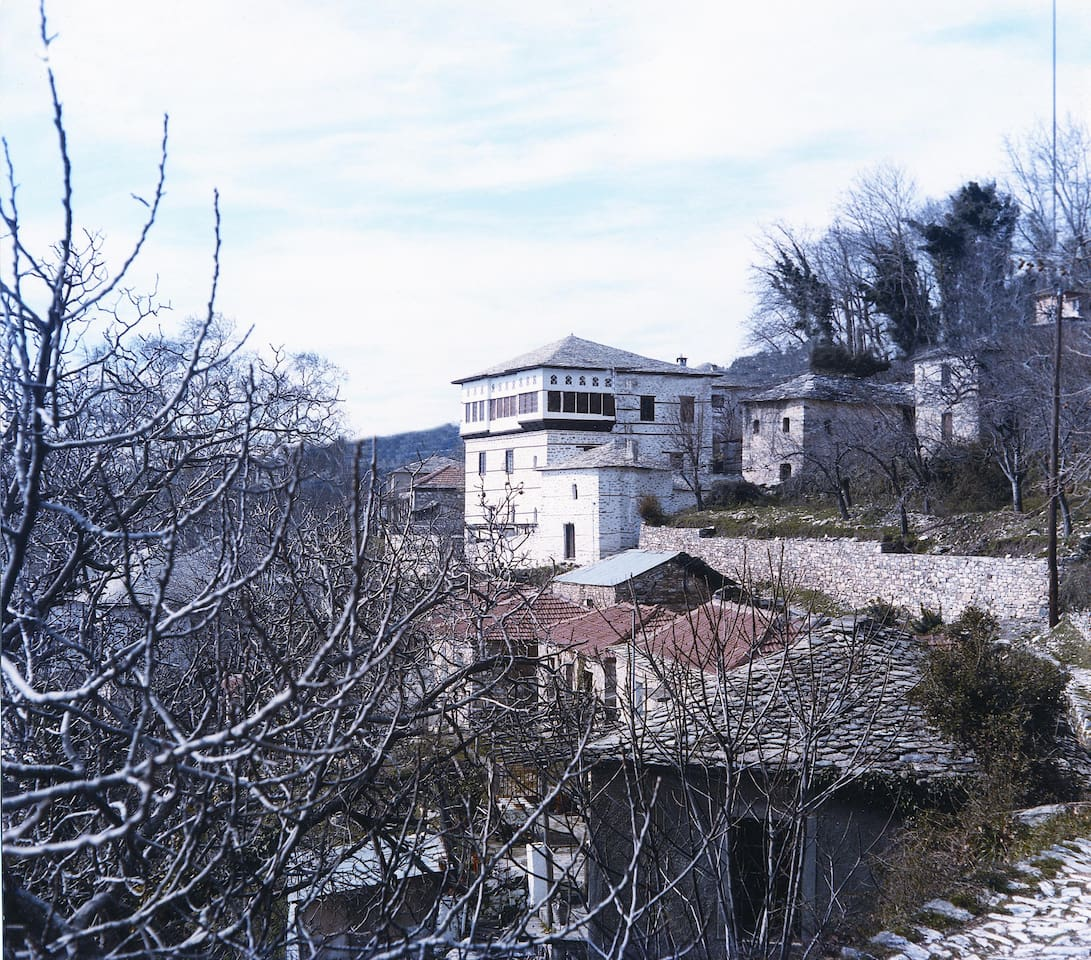 19th Century Mansion Vizitsa Pelion