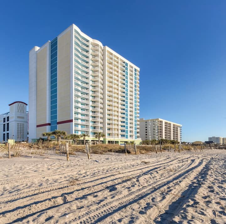 Wyndham Towers on the Grove at North Myrtle Beach - 3 Bedroom