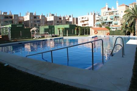 Picasso,  Nature reserve and beach - Málaga - Apartment