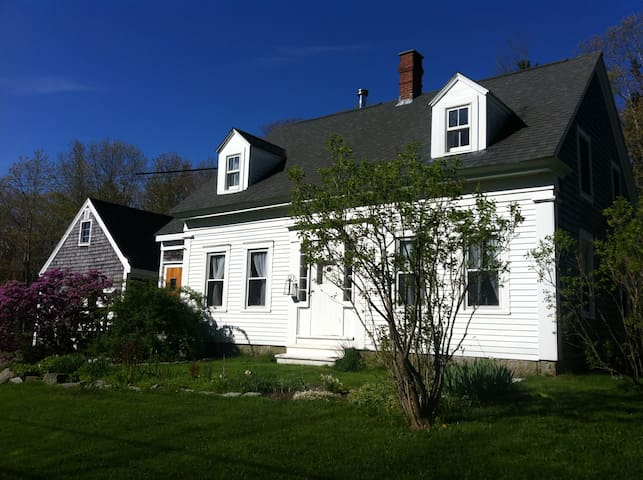 Quiet private 2nd fl-1832 House 2Brm+Sit Rm Acadia