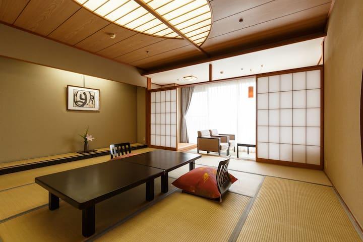【Japanese-style room】Rurikoh - Kaga - Ryokan (Japonia)