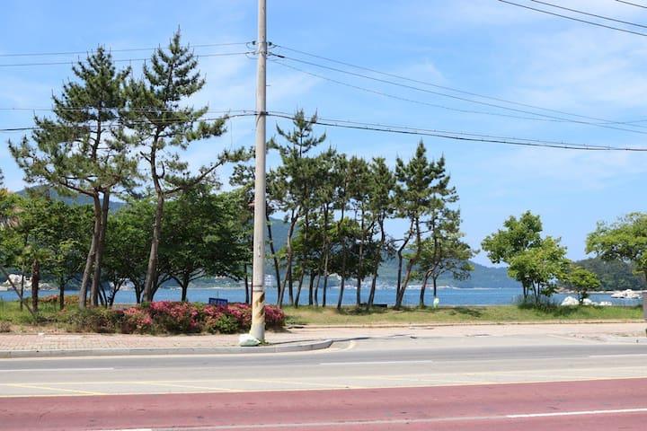 [새단장] 가성비 최고! 해안도로 산책 길!