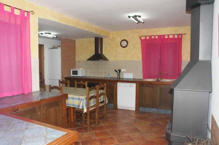 La Casa del Parque, with Jacuzzi - Huéscar