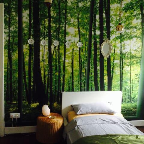 Zimmer in der schönsten Straße Mannheims