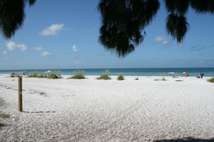 APRIL DISCOUNTS; Georgeous Condo 30 steps to Beach