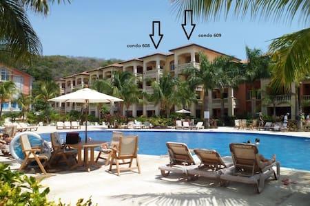 2 topfloor Infinity Bay Spa & Beach resort Condos! - Apartment
