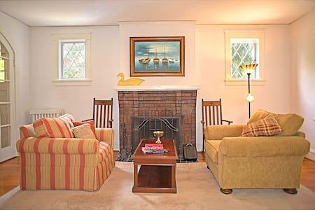 Large Richmond home - Richmond - Talo