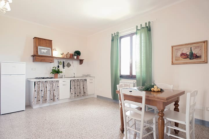Country house Bellavista near sea - Rosignano Marittimo - House