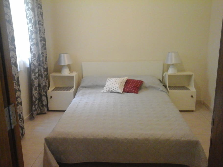 Bedroom 3 with standard double bed