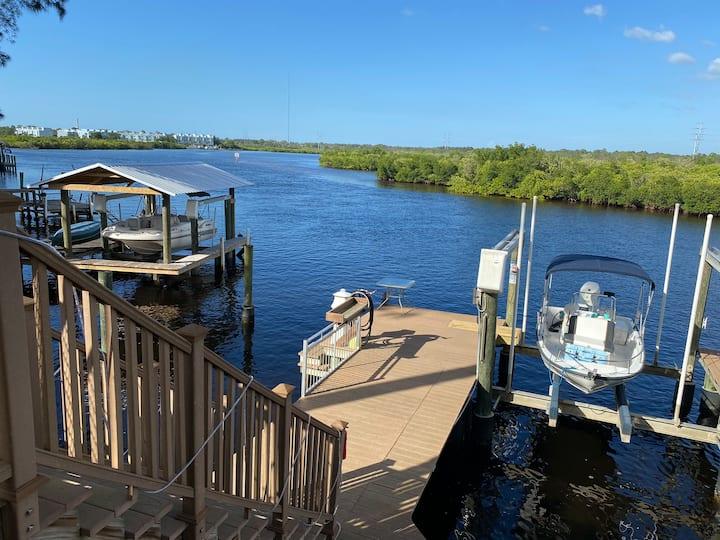 A Riverfront Paradise
