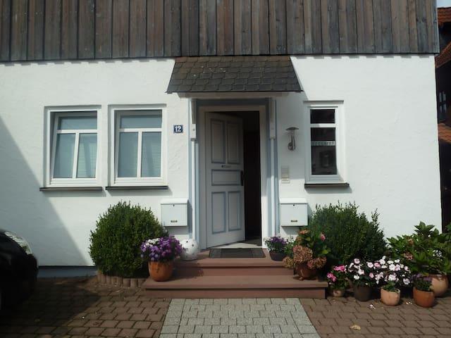Ankommen und Wohlfühlen - Bad Soden-Salmünster - Lägenhet