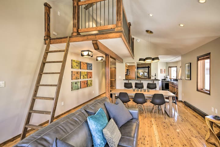 Charming Downtown Telluride Condo Steps to Lift!