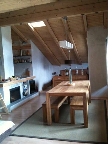 Loft in the 4 valley ski area - Veysonnaz - Loft