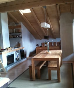 Loft in the 4 valley ski area - Veysonnaz