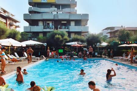 Residenza Giardino Bellaria - Bellaria - Apartamento