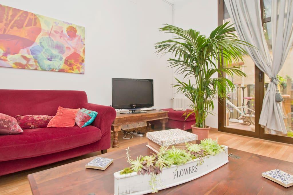 Diversit barcelonaise appartamenti in affitto a for Appartamenti in affitto a barcellona