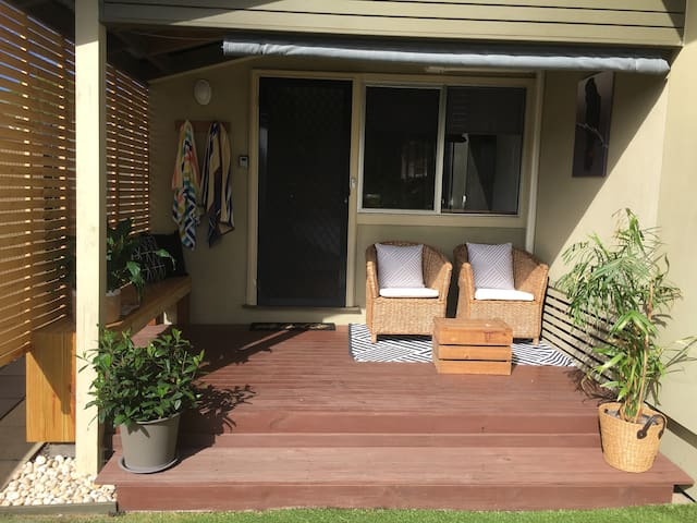 Bush to Beach Studio Kingscliff - Kingscliff - Huis