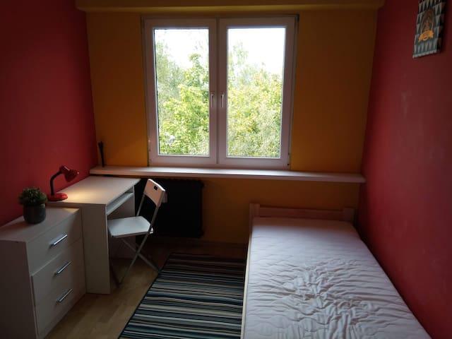 Pokój blisko centrum/cosy room close to the center