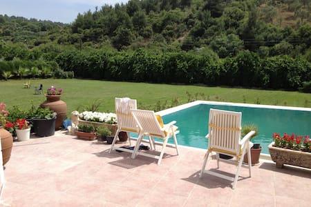 Farm House Near Acropolis Bergama - Cevaplı - Villa