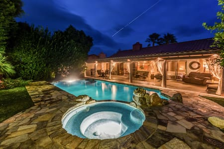 Private Pool Paradise!!! - Cathedral City
