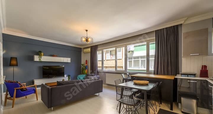 """""""Luxurious Flat at the Heart of Istanbul """""""