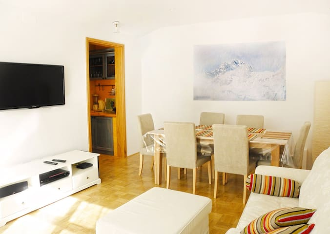 "Two bedroom apartment ""Živa**"" with sauna"