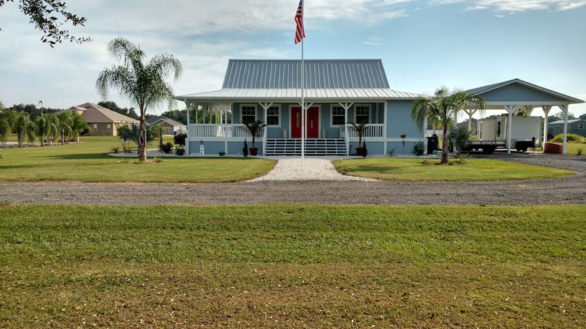 The Palmarosa in Plant City, FL - Plant City - Ház