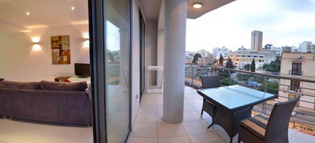 Spinola | St Julians | 2 bedroom - St. Julian's - Lejlighed