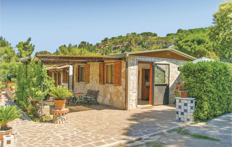Holiday cottage with 2 bedrooms on 45m² in Porto S.Stefano