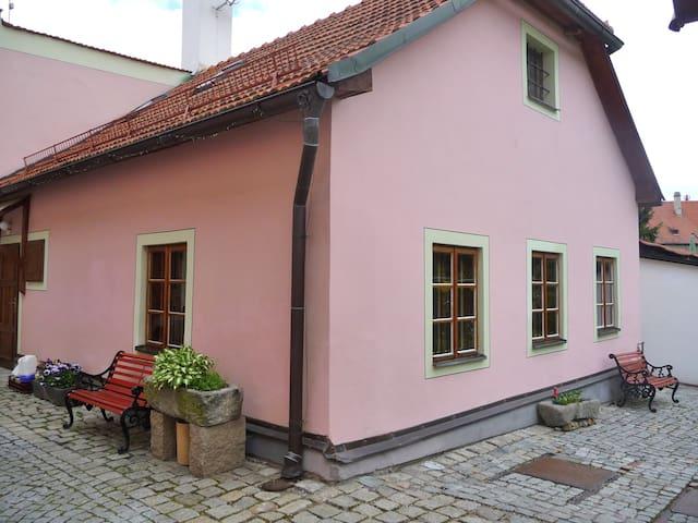 Orangerie Pomelo - Cesky Krumlov - Cesky Krumlov - Apartment
