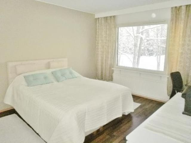 Shared room for 1-5 days or a week - Vantaa - Apartamento