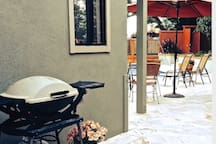 Weber-Q BBQ available exclusively for you.