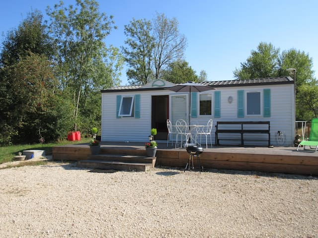 Loue charmant mobil-home