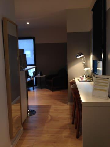 Affaires ou tourisme : appartement équipé - Rennes - Byt