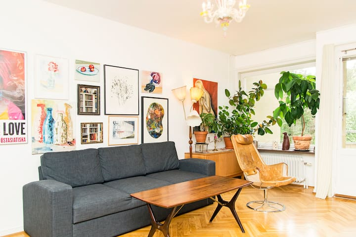 Family friendly living in Stockholm - Stockholm - Apartment