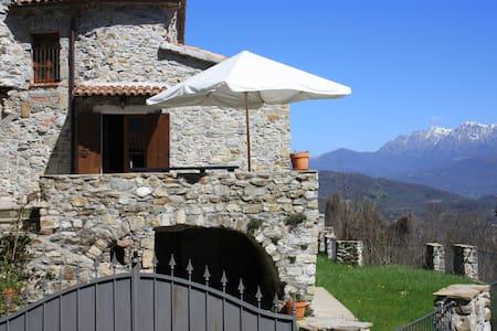Casale in Lunigiana vicino 5 Terre  - Aulla