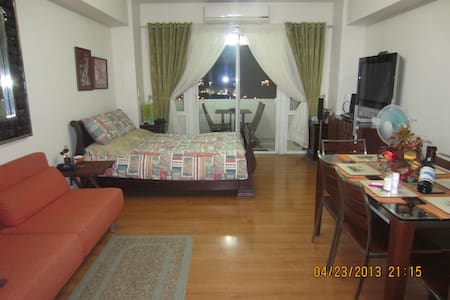 Cozy Apt in Alabang for short-term  - Muntinlupa City
