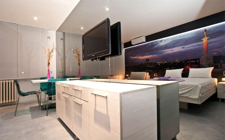 Belgrade apartment - student square - Belgrade - Apartment