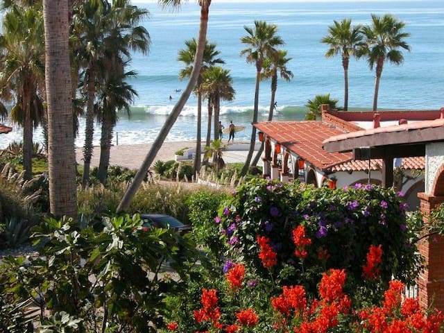 Las Gaviotas 2bd/1Ba Surfview House - Rosarito Beach