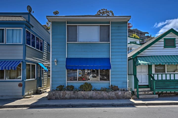 Catalina Island Duplex - Steps to Beach & Pier!