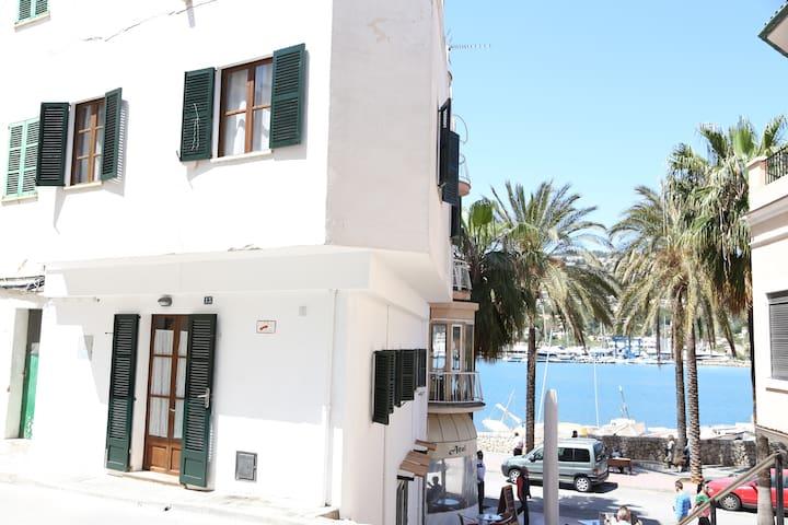 APT. WITH SEA VIEWS IN PORT ANDRATX - Port d'Andratx - Apartment