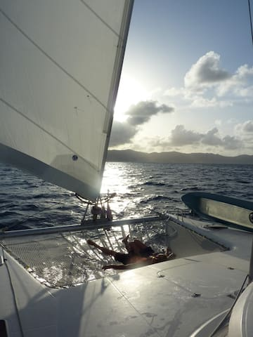 Sailing Trips in the Virgin Islands - ST JOHN - Boat