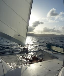 Sailing Trips in the Virgin Islands - ST JOHN - Boot
