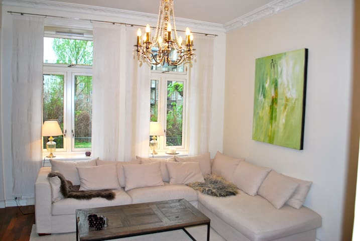 Charming appartment, central! - Oslo - Daire