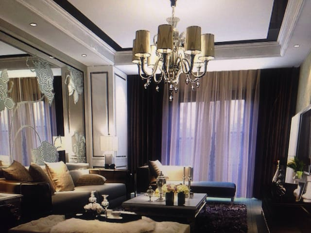 Hardcover large living room suite - 克鲁克 - Casa
