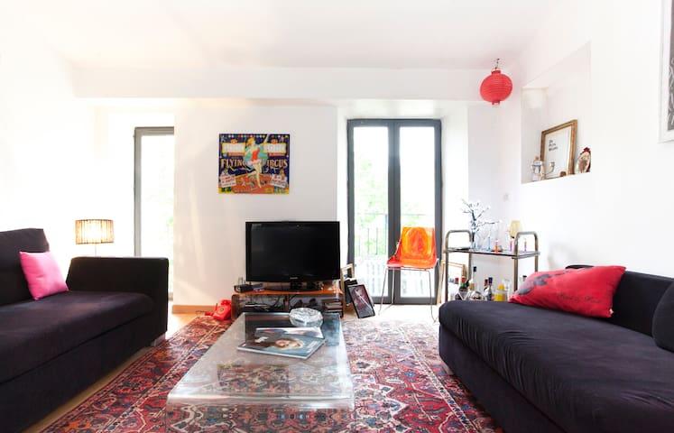 atypical apartment in the citadel - Bastia - Apartamento