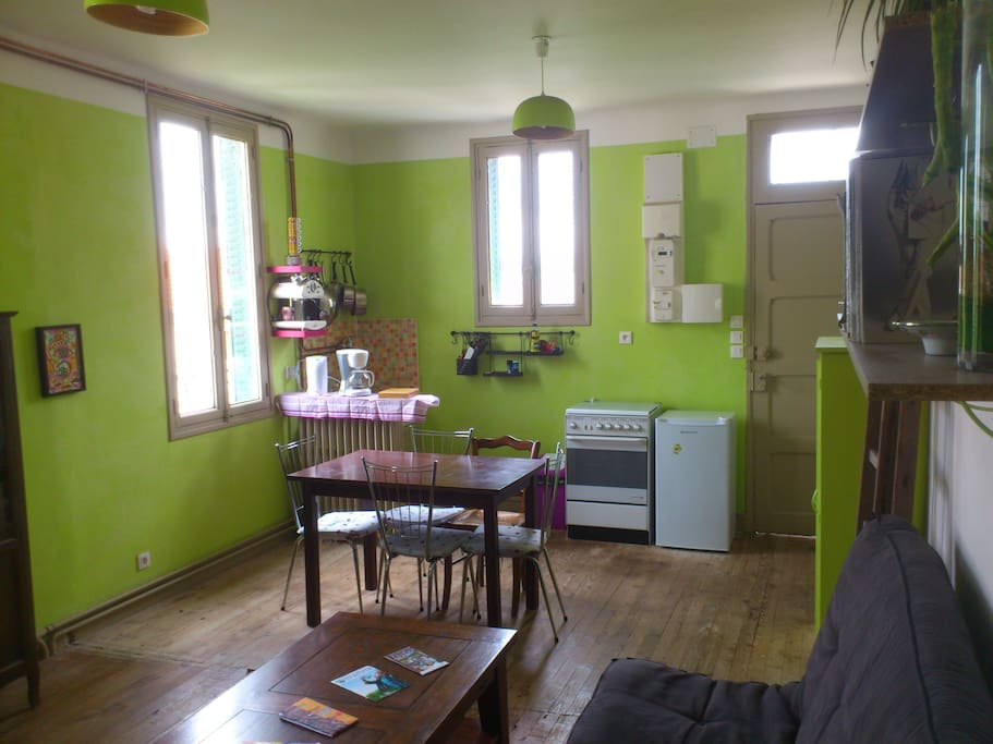 QUIET LOGEMENT IN CLERMONT-FERRAND