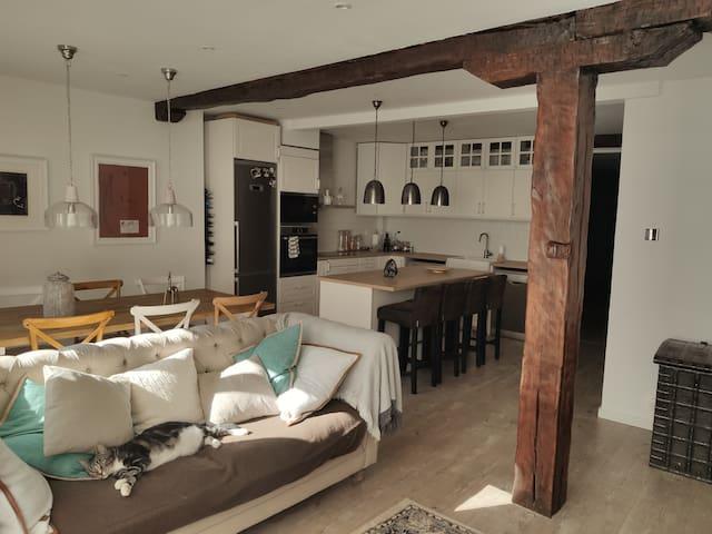 Habitación en piso en el corazón de Bilbao Centro
